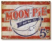 Moon Pie Sign