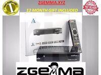 Zgemma H2S Dual Core Satellite box
