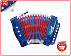 Unbranded Piano Accordion Accordions with 8 Bass Keys