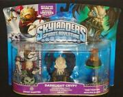 Skylanders Darklight Crypt