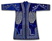Silk Embroidered Robe