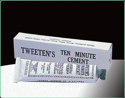 Tweetens tip cement Cue Tip glue adhesive Snooker Pool Billiards, Best available