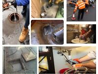 CALL NOW! ☎️ £5 BLOCKED DRAINS CLEANING, toilet, shower, bath, sink, manhole, sewer &pipe Unblocking