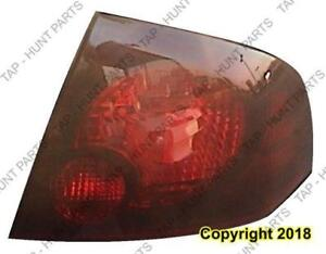 Tail Lamp Passenger Side Se-R High Quality Nissan SENTRA 2004-2006