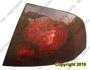 Tail Light Passenger Side Se-R Nissan SENTRA 2004-2006