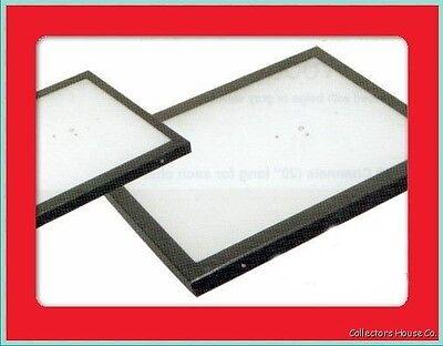 Cheap Glass Display Case (5) of 12x16x2  Carton