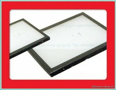 Cheap Glass Display Case (12) of 8x14x1  Carton
