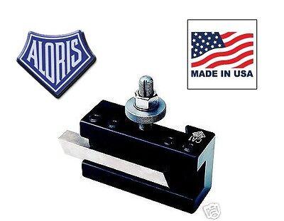 Aloris Quick Change Bxa-1 Turning Facing Holder 58 Made In Usa