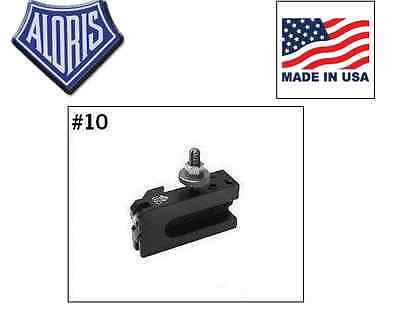 Aloris Bxa-10 Quick Change Knurling Holder For Tool Post Made In Usa