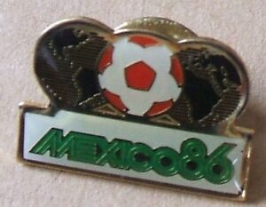 World Cup Mexico 1986 Finals pin