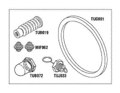 Tuttnauer Sterilizer Pm Kit 02610020 - Rpi Part Tuk122