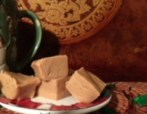 Gift Box Homemade Fudge Old Fashioned Maple Fudge-Perfect for Gift Giving!