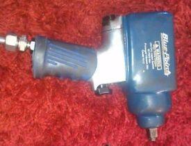 1/2inch drive, Blue point compressed air, impact gun.