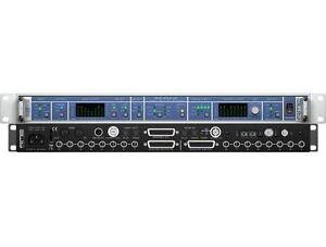 RME Controllable 8-channel AD/DA Converter RME ADI 8 QS + MADI