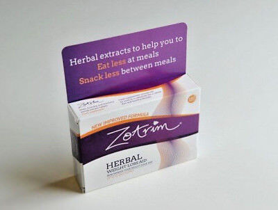 Zotrim Zotrim | 180's | pack WEIGHT LOSS, DIET, HERBAL, TABLETS, *NEW & SEALED*