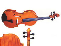 violin tutor available