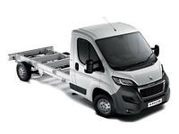 2016 Peugeot Boxer 2.2 HDi Chassis Cab 110ps Diesel Chassis Cab