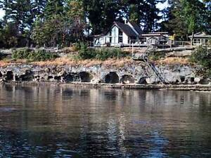 Marvelous Waterfront Homes Vancouver Island Houses Townhomes For Download Free Architecture Designs Embacsunscenecom