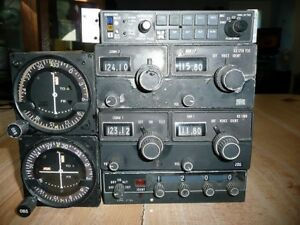 AUDIO PANNEL,RADIOS,TRANSPONDEUR ;;AVION TYPE CESSNA,PIPER