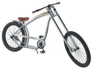 electra cannibal chopper cruiser bicycle