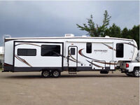 Trade 2012 big horn for RV