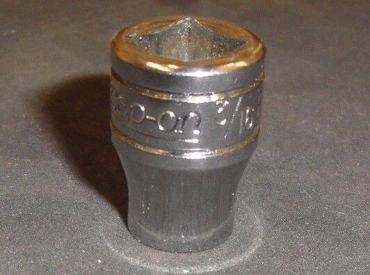 "Snap On TM11 - 1/4"" Drive  11/32 - 6 Point Socket"