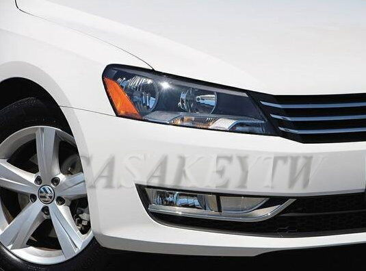 Fog Light No Cover For 2011 2013 2014 Passat B7 1 8t Sedan