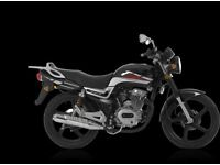 125 cc motorbike for sale 2015 plate