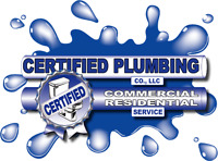 Certified Journeyman plumber available!