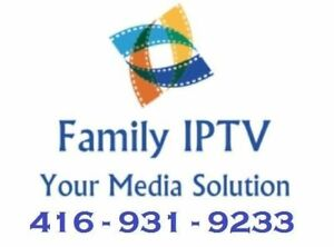IPTV Boxes + Subscriptions -  Pickering - CALL NOW!