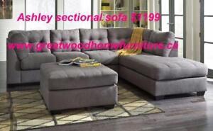 ASHLEY SECTIONAL SOFA, BRAND NEW..$1199