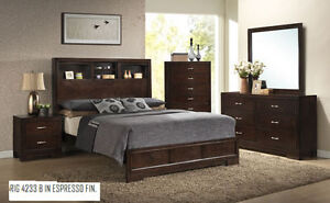 QUEEN BEDROOM SETS STARTINGFROM$799 LOWEST PRICE GUARANTEE Kitchener / Waterloo Kitchener Area image 7