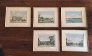 Water Colours of Old Melbourne Bonbeach Kingston Area Preview
