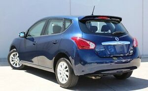 2015 Nissan Pulsar C12 Series 2 ST-L Blue 1 Speed Constant Variable Hatchback Berwick Casey Area Preview