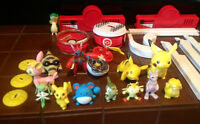 Pokemon Figures Games, Guide