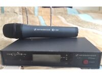Sennheiser EW 300 Wireless Microphone with Receiver