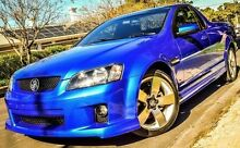 2009 Holden Ute VE MY09.5 SV6 Blue 6 Speed Manual Utility Medindie Walkerville Area Preview