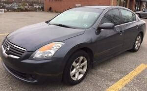 2008 Nissan Altima 4dr Auto, All Pwr, Alloys, Safety Etest