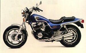 1983 Honda CB750SC Nighthawk Parts