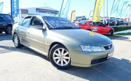 2003 Holden Berlina VY Gold 4 Speed Automatic Sedan