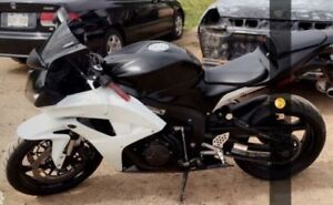 2007 HONDA CBR 600RR FOR SALE!