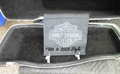 Saddlebag Lid Liners for Harley bags By Hog Liners for sale  Newbury Park