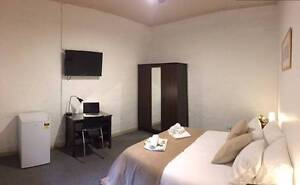 Executive Single Room in CARLTON! ALL INC From $285 Carlton Melbourne City Preview
