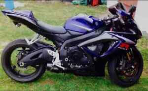 2007 GSXR 750 For sale or trade for ATV