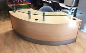 *** CHEAPER RECEPTION DESK ***