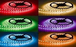 Flexible Single Color LED Strips Edmonton Canada