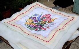 Quilted Cushion Panels