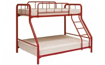 Trio Bunk Beds - $450 each ono - 2 sets available Morayfield Caboolture Area Preview