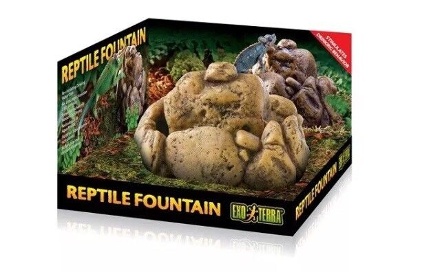 ExoTerra Reptile Fountain