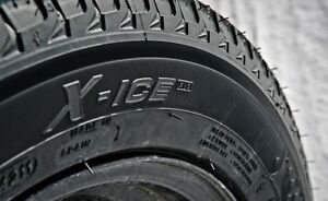Michelin 215/65 R15 X-Ice tires
